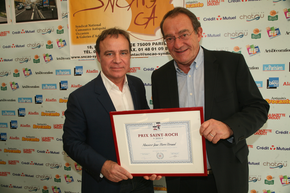 Le Prix Saint-Roch, une récompense officielle