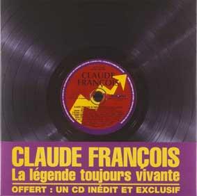 CLAUDE FRANÇOIS, LA LÉGENDE TOUJOURS VIVANTE
