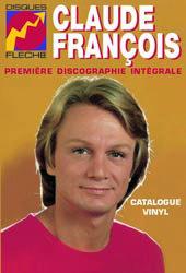 CLAUDE FRANÇOIS, PREMIÈRE DISCOGRAPHIE