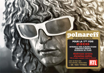 MICHEL POLNAREFF – POP ROCK EN STOCK