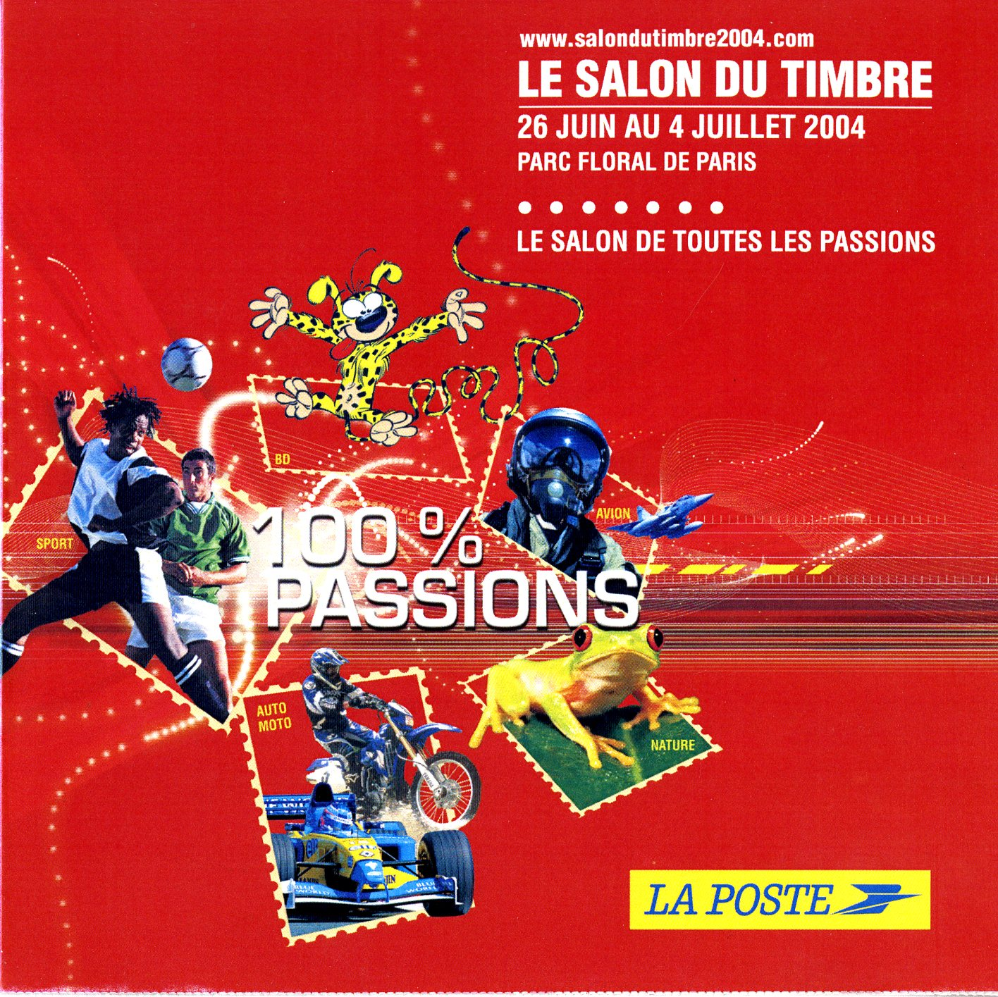 SALON DU TIMBRE 2004