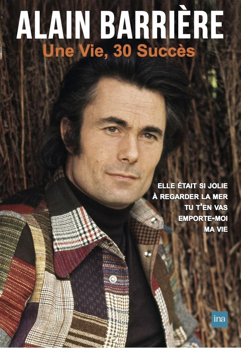 DVD Alain Barrière